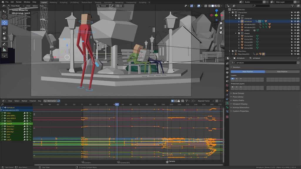 Desica 14° edizione cortometraggio, work in progress